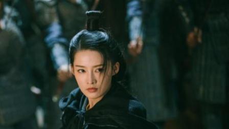 锦绣南歌:美女发起飙来,超级帅气!