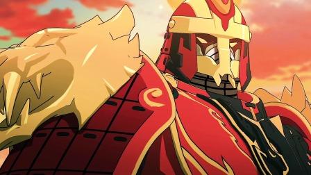 镇魂街第二季3:群英殿首领项昆仑,看起来很强的样子