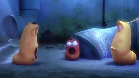 《爆笑虫子》63:大黄为制服终结者,把小红当做了工具人