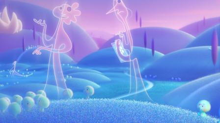 《心灵奇旅》最难塑造的角色,看似简单几笔勾画,实则暗含心思