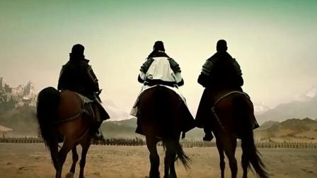 这部华语历史战争巨制打造出十万件道具,东西方大军正面对决