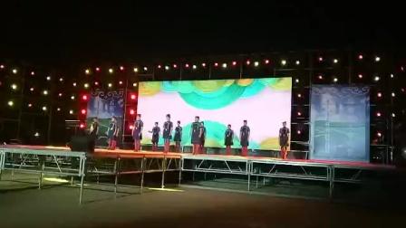 广场舞《打靶归来》表演:苏尼特左旗