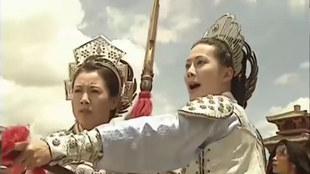 杨门女将30 舍身救人的伟大场面