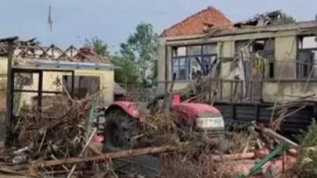 黑龙江尚志市遇龙卷风致116伤,已转移安置243人