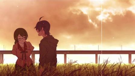 物语系列01:拿命开后宫的男人,画风突变