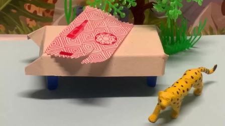 小黑熊没有三朵小红花,它也想要的礼物