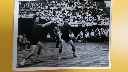 50一一70年代老照片。世界各国体育运动会在中国举行