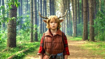 小男孩天生长着一对鹿角,遇到危险就有动物保护他,最新美剧