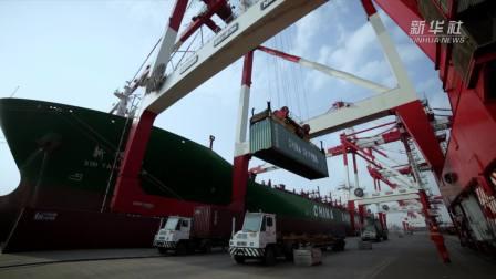 中国前5月进出口同比增长28.2%