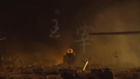 霹雳兵烽决之碧血玄黄片头:佛剑对问菩提,天剑对剑宿