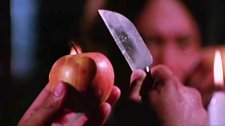 面对镜子削苹果会发生什么鬼?