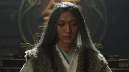 侠探简不知:王老大的白发好帅气,气场强