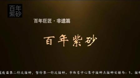 百年紫砂 · 非遗篇【视频】央视联合,守护与传承非遗文化(二)