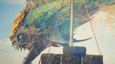 鬼吹灯之龙岭神宫 这样五彩斑斓的黄河大鲤鱼你见过吗?