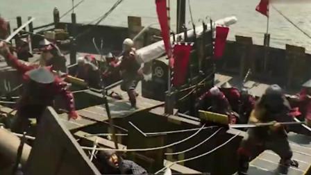 一场惊心动魄的海上战役
