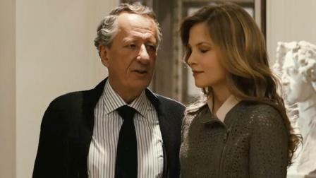豆瓣8.3高分悬疑片《最佳出价》:老富翁与年轻女友的爱情