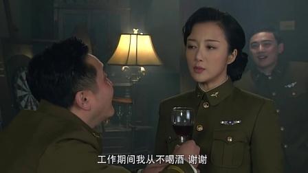血战长空:李依晓很漂亮
