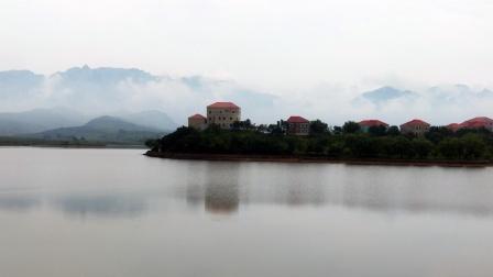 航拍葫芦岛(2)虹螺湖·虹螺山水库