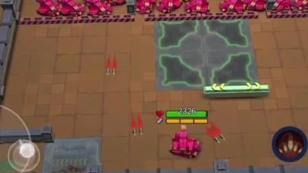 趣味小游戏: 坦克无敌 经典坦克大战也太好玩了!