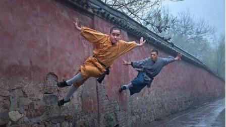 中国唯一会轻功的武僧,已修炼到轻功五重境,已练至最后一重