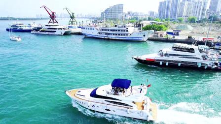 私人游艇可以远航吗?在三亚,什么样的游艇可以远航呢?