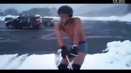 寒滑雪(Youtube)