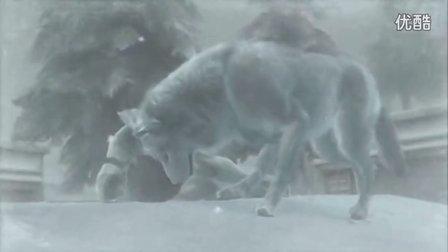 合金装备4 前猎狐犬成员 女狙击手<狼>经典场景回忆