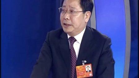 新华网专访九江市殷美根