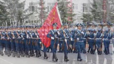 空军航空大学开学典礼(2012.9)