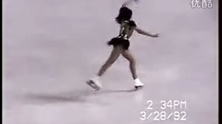 Chen Lu 陳露 (CHN) - 1992 Worlds SP