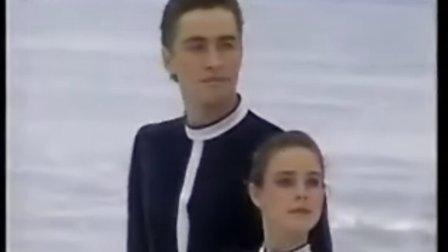 Gordeeva  Grinkov LP 1994 Olympics - Pairs Figure Skating