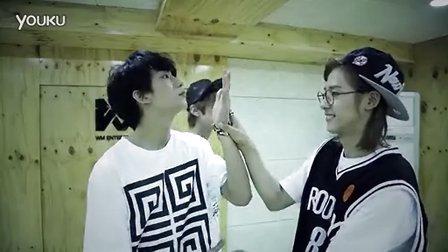 【AE】韩国大势血型团 B1A4《这是什么事情啊》练习室舞蹈版