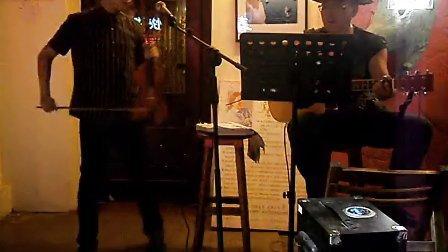 你的眼神 二重奏 小提琴 张扬 吉他 TONY CHENG