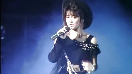 中山美穗1986年初次巡回演唱会 处女之航 VIRGIN FLIGHT FIRST CONCERT
