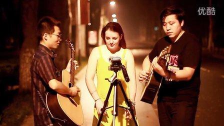 吉他弹唱 Lemon Tree(李钊、奥德莉、郝浩涵)