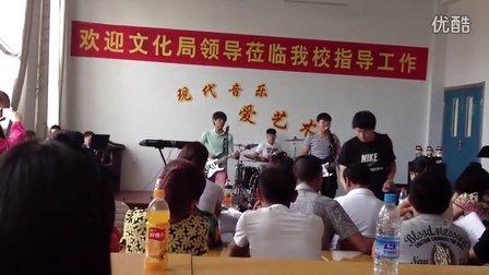 呼和浩特市艺术学校12级现代音乐