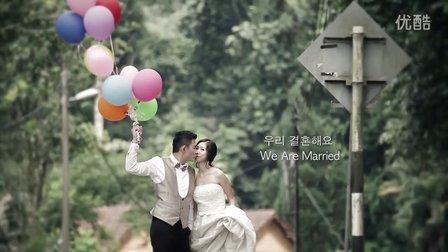 韩式婚前视频 婚礼视频 制作MV 婚纱录像 跟拍 婚前