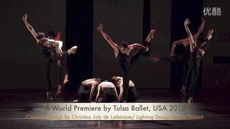 Juxtaposed - Choreography by Ma Cong, USA. (马聪作品)