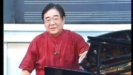金铁霖声乐教学06王士魁 示范歌曲《山西牧歌》