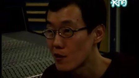 【羽霏】高清版---060126东方神起Hero在中《百万富翁的初恋》OST录制现场