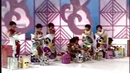 儿歌-大笨象会跳舞(粤语)