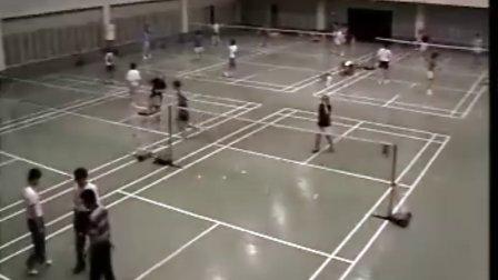 学打羽毛球肖杰第1集(高清)