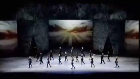 踢踏舞剧——《大河之舞》