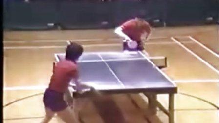 中国乒乓球史上最精彩一回合