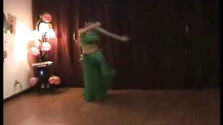 印度风格的肚皮舞(玛依达)