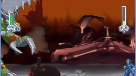 PS版『ロックマンX4』エックス編~2009年