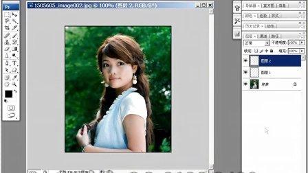 CG娃娃讲photoshop基础教程,04 PS移动工具