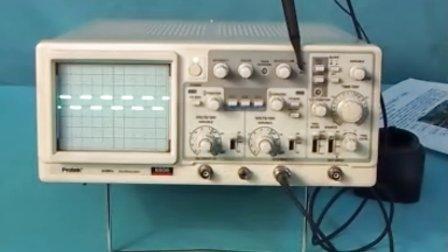 电脑主板维修从入门到精通--示波器的使用