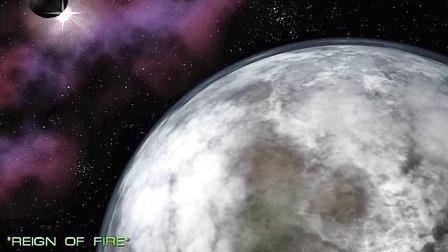 【PC】『星际争霸母巢之战』任务RUSH虫族第二关(火焰)
