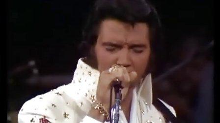 Elvis Presley - Aloha from Hawaii Concert  1973